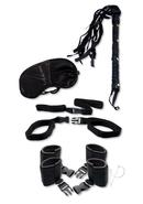 Fetish Fantasy Series Bedroom Bondage Kit Black