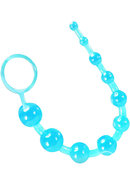 B Yours Basic Beads Blue 12.75 Inch