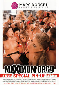 Maximum Orgy Special Pin Up