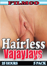 25hr Hairless Vajay Jays {5 Disc}