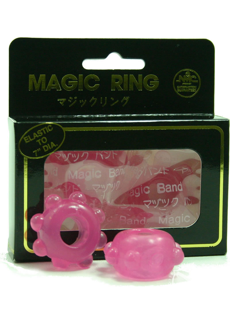Magic Ring 2pc Set Bulk
